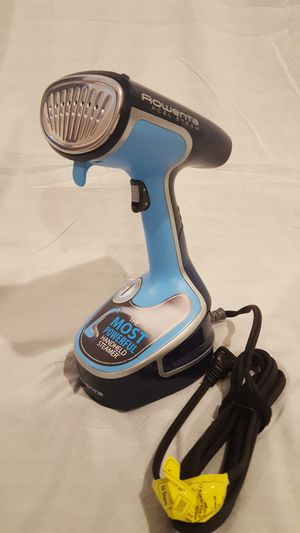 ROWENTA X-CEL STEAM The Most Powerful Handheld Steamer for Sale in Vienna, VA