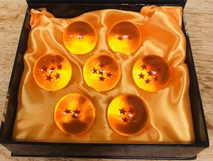 Dragon Ball Z Crystal Balls - Full Set of 7 - Great for any fan - Brand New In the box for Sale in Rosemead, CA