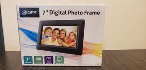 Digital photo frame for Sale in Carrollton, TX