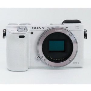 Sony A6000 White Mirrorless Camera for Sale in Woodinville, WA