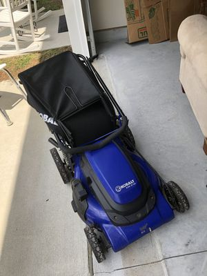 Kobalt electrical mower. Very good condition for Sale in Greensboro, NC
