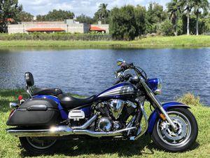 2009 YAMAHA V STAR 1300 TOURER for Sale in North Miami, FL