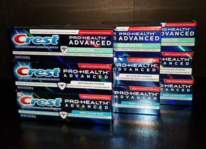 Crest Pro Health Advanced Toothpaste for Sale in Menifee, CA