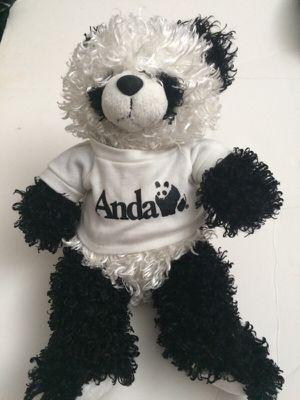Panda bear stuffed animal for Sale in West Jordan, UT