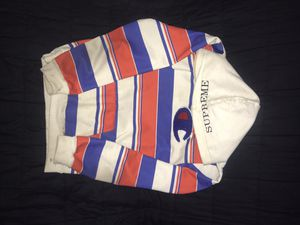 "Authentic Vintage ""Champion x Supreme hoodie"" for Sale in Murfreesboro, TN"
