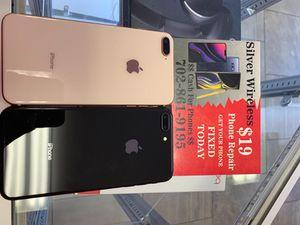 iPhone 8 Plus $499 unlocked for Sale in Las Vegas, NV