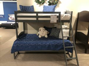 New twin over full bunk bed tax included for Sale in Hayward, CA