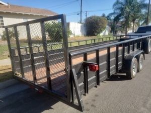 """Carson trailer 24""""ft by 6 for Sale in Rialto, CA"""