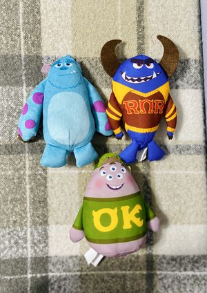 Disney Monsters Inc Interactive plush for Sale in Compton, CA
