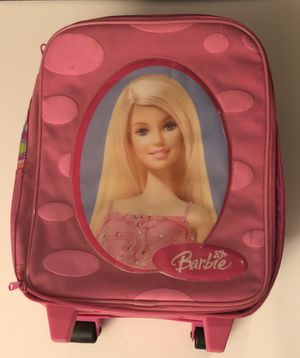 Small Vintage Barbie Doll Rolling Carrying Case for Sale in Whitman, MA