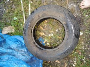 St175/800r13 used trailer tire for Sale in Ruskin, FL