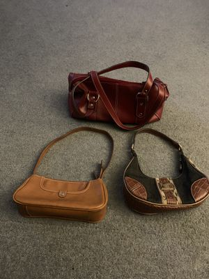 Tommy Hilfiger & Two Liz Claiborne Handbags for Sale in Burbank, IL