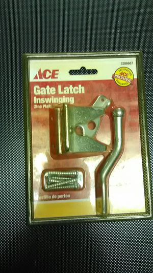 Gate latch inswing new 5 for Sale in NEW PRT RCHY, FL