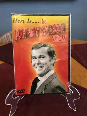 Here Is...The Johnny Carson Show DVD for Sale in Palatine, IL
