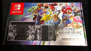 Super Smash Nintendo Switch for Sale in Columbus, OH