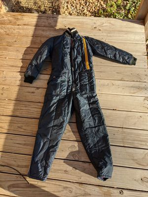 Vintage Snow Shield Samco Snow Snowmobile Suit Ski Suit Made USA Youth Large L for Sale in Elko New Market, MN