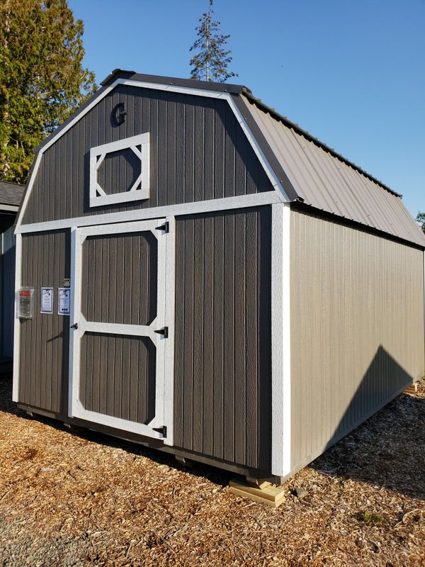 Storage Tool Shed Animal Shelter Cabin Portable Buildings ...