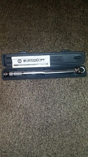 Napa Evercraft torque wrench for Sale in Bremerton, WA