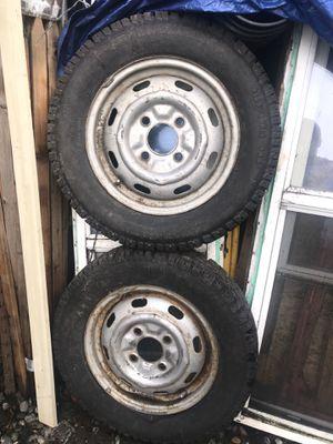 Trailer winter tires for Sale in Parkland, WA