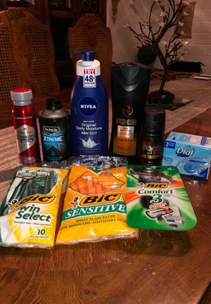 Men's Personal Care Bundle for Sale in Tucson, AZ