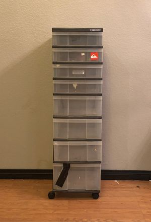 Plastic organizer and office filer for Sale in Murrieta, CA