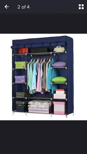 Closet organizer for Sale in Marlin, TX