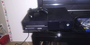 Xbox 1 500gb for Sale in Oklahoma City, OK