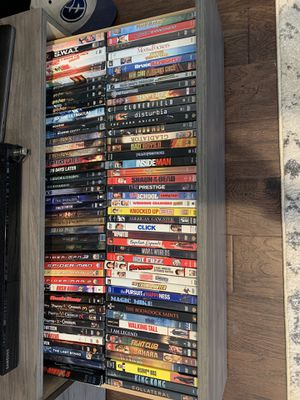 (MASS LOT OF ITEMS) 100+ DVD's/boxed sets + Samsung 3D Blu-ray glasses/player/dvds + LG Blu-ray player for Sale in Seattle, WA