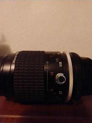 Vintage Nikon Micro-NIKKOR 105mm f/2.8 Lens for Sale in Ocean Shores, WA
