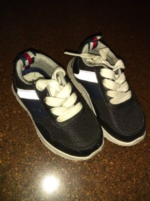 Baby Tommy Hilfiger shoes size 5 for Sale in Costa Mesa, CA