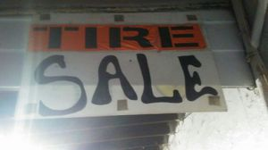 Do u car ready for snow ⛄❄⛄🚙🚗🚚🚐i have good tire and good price 4728 Rhode island ave Hyattsville md 20781 for Sale in Hyattsville, MD