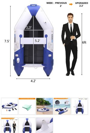 7.5 inflatable yacht tender for Sale in Sacramento, CA
