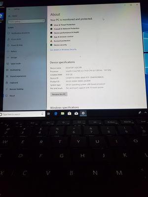 Microsoft Surface Pro 5th Gen for Sale in Lodi, CA