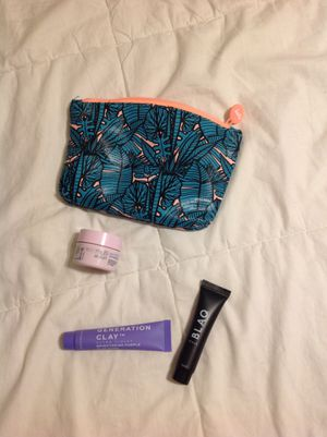 Face Mask Skincare Beauty Bundle Lot NEW -Blaq mask 15mL -Generation clay ultra violet brightening purple clay mask 15mL -Strivectin Blue rescue clay for Sale in Federal Way, WA