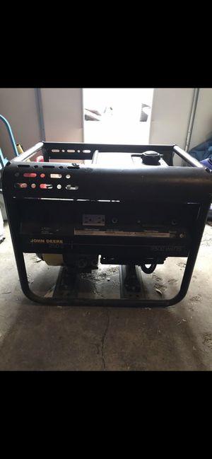 John Deere 250G Generator for Sale in Salt Lake City, UT