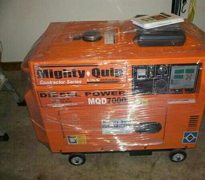 Mighty-Quip generator for Sale in Portland, OR