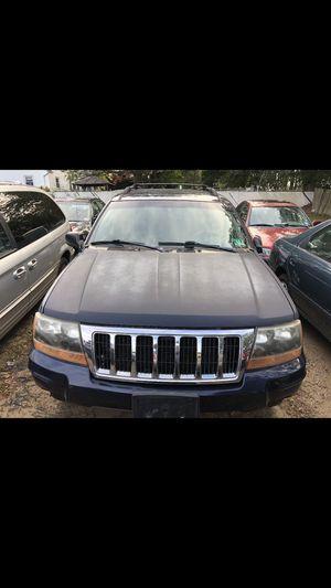 2004 Jeep Grand Cherokee Laredo for Sale in Old Bridge Township, NJ