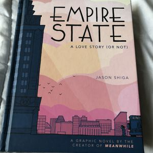 Emote State: A Love Story (or Not) Comic by Jason Shiga for Sale in Los Angeles, CA