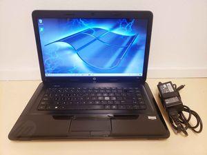 """HP 2000-2B43DX / 320GB HDD / 4GB RAM / AMD E-300 1.30GHz / 15.6"""" / WIN 10 LAPTOP for Sale in Chula Vista, CA"""