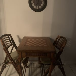 King Me!! Checker Board, Wooden for Sale in West Palm Beach, FL
