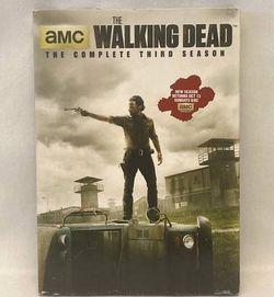 The Walking Dead Complete Third Season DVD 5 disc set season 3 AMC for Sale in Phoenix,  AZ
