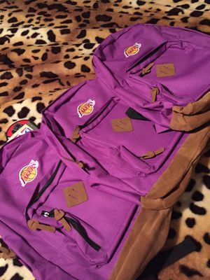 Back Packs Lakers for Sale in Sanger, CA