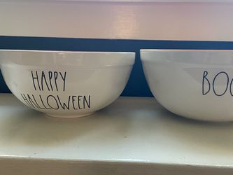 Rae Dunn Halloween Bowls for Sale in Greensburg,  PA
