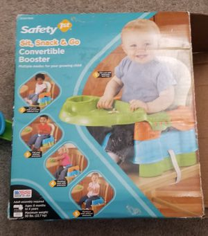 Convertable Booster seat for kids for Sale in Louisville, KY