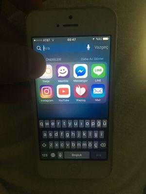 Iphone 5 for Sale in Fairfax, VA