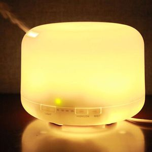 Aromatherapy humidifier with colorful light for Sale in South San Francisco, CA