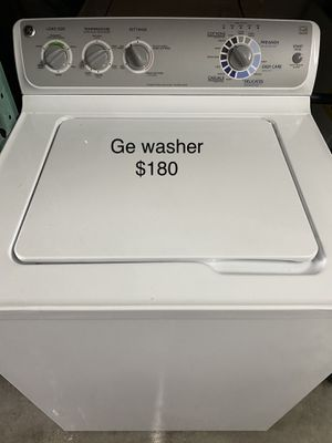 Ge washer for Sale in Miami, FL
