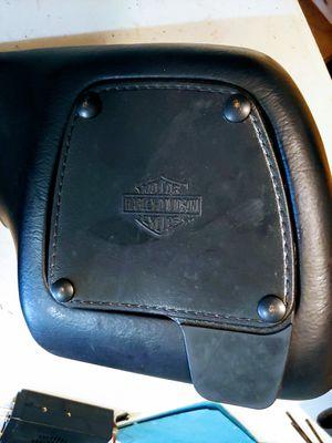 Harley side bag leather black for Sale in Winter Park, FL