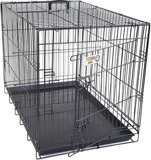 Majestic Pet Single Door Steel Wire Dog Crate DISCOUNT PRICE ! for Sale in Ontario, CA