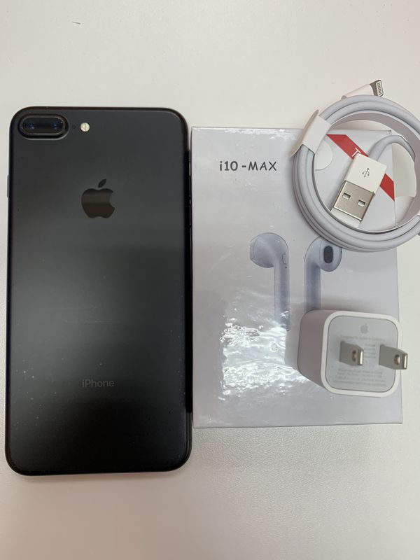Factory Unlocked Apple iPhone 7 plus, Sold with warranty